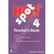 Hot Spot 4 Teachers Book with Test CD