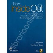 New Inside Out Beginner Teacher's Book with Test CD-ROM