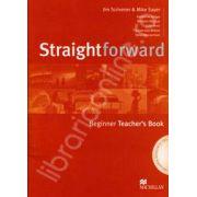 StraightForward Beginner. Teacher's Book (Includes Resource CDs)
