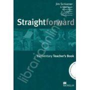 StraightForward Elementary. Teacher's Book (Includes Resource CDs)