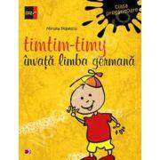 Timtim-Timy invata limba germana. Clasa pregatitoare