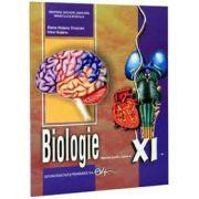 Biologie manual pentru clasa a XI-a (Hutanu Crocnan Elena)