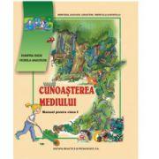 Cunoasterea mediului, manual pentru clasa I (Dumitra Radu)