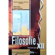 Filosofie, tip B, manual pentru clasa a XII-a (Lupsa Elena)
