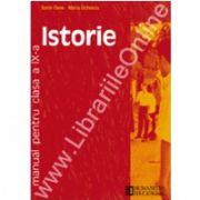 Istorie manual pentru clasa a IX-a, Sorin Oane