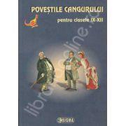 Povestile Cangurului. Editiile 2010-2011 pentru clasele IX-XII