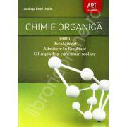 Bacalaureat Chimie Organica. Admitere in facultate. Olimpiade si concursuri scolare