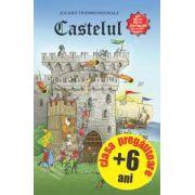 """Castelul. Seria """"Jucarii tridimensionale"""" - (Clasa pregatitoare + 6 ani)"""