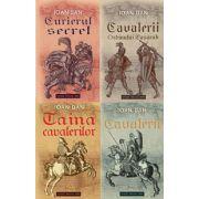 Colectia cavalerii - Cavalerii, Cavalerii ordinului, Curierul secret, Taina cavalerilor