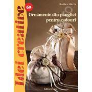 Ornamente din panglici pentru cadouri ( Idei Creative 69)