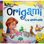 20 de modele de origami. Origami cu animale