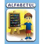 Alfabetul (Carte ilustrata color)