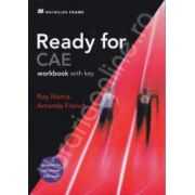 Ready for CAE workbook with answer key. Updated for the revised CAE exam