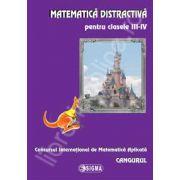 Cangurul 2013. Matematica distractiva pentru clasele III-IV. Concursul International de Matematica Aplicata Cangurul