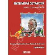 Cangurul 2013. Matematica distractiva pentru clasele VII-VIII, Concursul International de Matematica Aplicata Cangurul