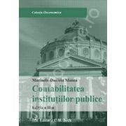 Contabilitatea institutiilor publice (Editia a II-a)