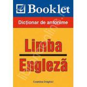 Dictionar de antonime. Limba Engleza