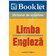 Dictionar de sinonime. Limba Engleza