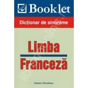 Dictionar de sinonime. Limba franceza