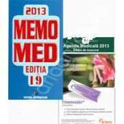 Pachet. Agenda Medicala 2013. Editia de buzunar si MemoMed 2013. Editia 19