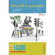 Writing skills for young learners - Racers. Nivel intermediar (A1-B1)