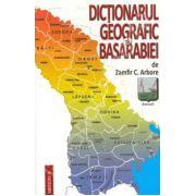 Dictionarul geografic al Basarabiei