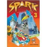 Curs pentru limba engleza (Level B1). SPARK 3. Manual pentru clasa a VII-a (Student s Book)