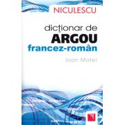 Dictionar de Argou, Francez-Roman