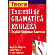 Exercitii de Gramatica Engleza. English Grammar Exercises (Irina Panovf)