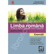 Limba romana. Exercitii si probleme pentru clasa a 6-a