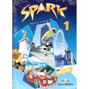 Curs pentru limba engleza (L1). SPARK 1. Class CDs (3 CD-uri)