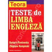Teste de limba engleza (Barbara Pawlowska)