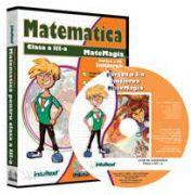 CD, interactiv. Matematica pentru clasa a III-a, Volumul. I