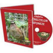 Cresterea prepelitelor japoneze - Format CD (Velcea Marian)