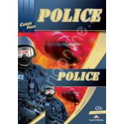 Career Paths. Police with audio CDs (UK version)