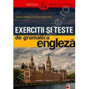 Exercitii si teste de gramatica engleza - timpurile verbale, Editia a XIV-a