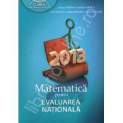 Matematica pentru Evaluarea Nationala 2013 (Clubul Matematicienilor)