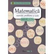 Matematica pentru clasele III-IV. Exercitii, probleme si teste - Pregatim performanta