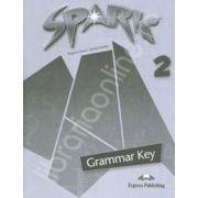Curs pentru limba engleza (L2). SPARK 2. Grammar Key