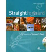 Straightforward (AI-A2) Elementary Student's Book. Includes Cd-rom