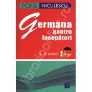 Germana pentru incepatori cu CD, audio. PONS