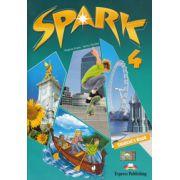 Curs pentru limba engleza (Level B1+). SPARK 4. Manual pentru clasa a VIII-a (Student s Book)