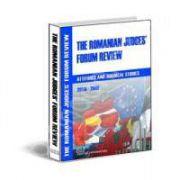 The Romanian Judges Forum Review