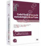 Codul fiscal si Normele metodologice de aplicare (Ad litteram. Actualizat 10 aprilie 2013)