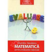 Matematica pentru evaluarea nationala (Clubul Matematicienilor)