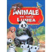 Animale din toata lumea (Editie cartonata)