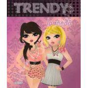 Album Trendy pentru fete - La moda