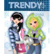 Album Trendy pentru fete - Iarna