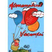 Almanahul Vacantei, clasa a II-a. Jocuri si exercitii pentru cei mici