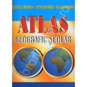 Atlas geografic scolar. Editie revizuita